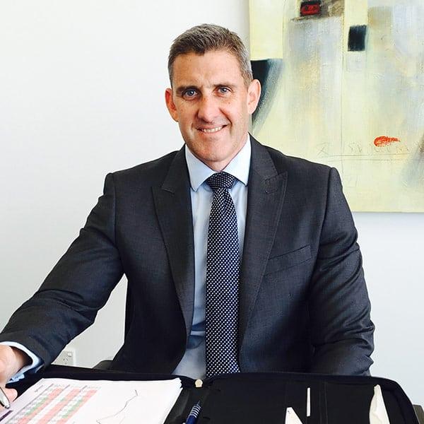 Simon Pascoe - FD Beck Insurance